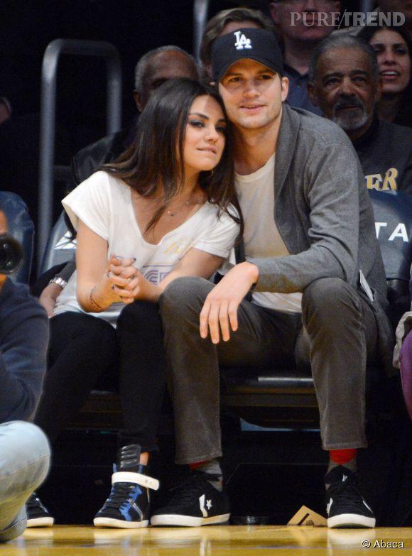 Ashton Kutcher et Mila Kunis se sont mariés en secret le weekend dernier.