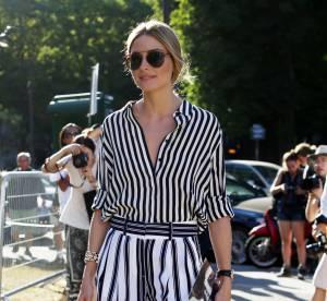 Olivia Palermo nous donne une leçon de mode... on prend note !