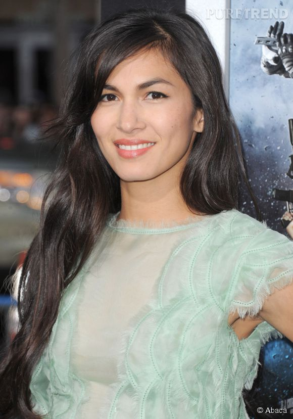 """Élodie Yung a été choisi pour interpréter le rôle d'Elektra dans la série """"Daredevil""""."""