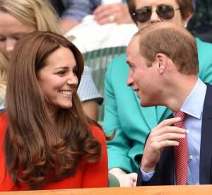 Kate Middleton : sa robe rouge enflamme Wimbledon !