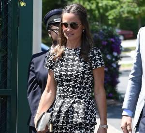Pippa Middleton sublime ses formes de rêve à Wimbledon