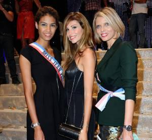 Camille Cerf : sa photo craquante des belles Malika Ménard et Chloé Mortaud