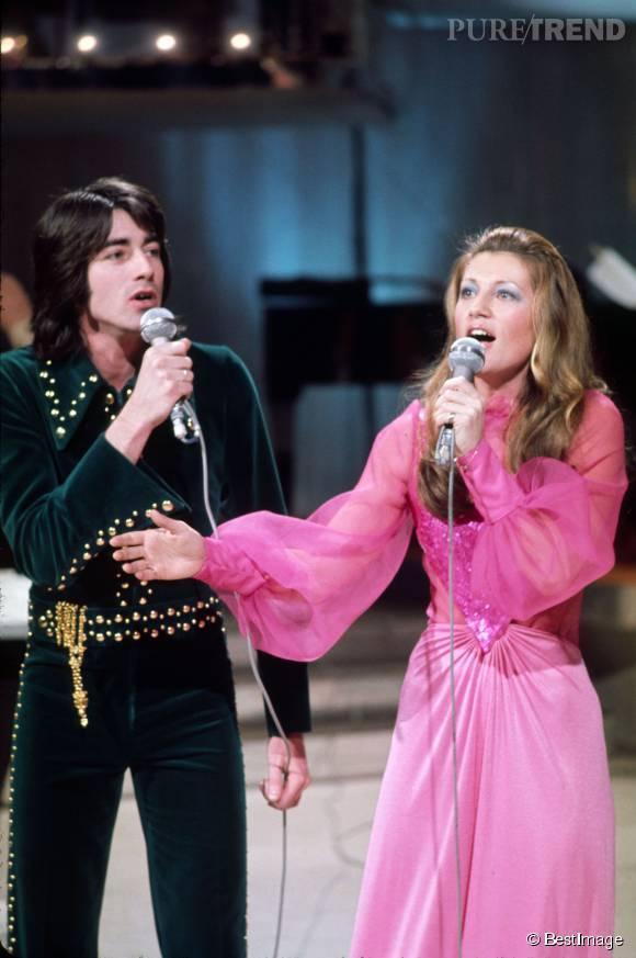 """Quelques jours après leur mariage, Sheila et Ringo ont sorti leur duo, """"Les Gondoles à Venise""""."""