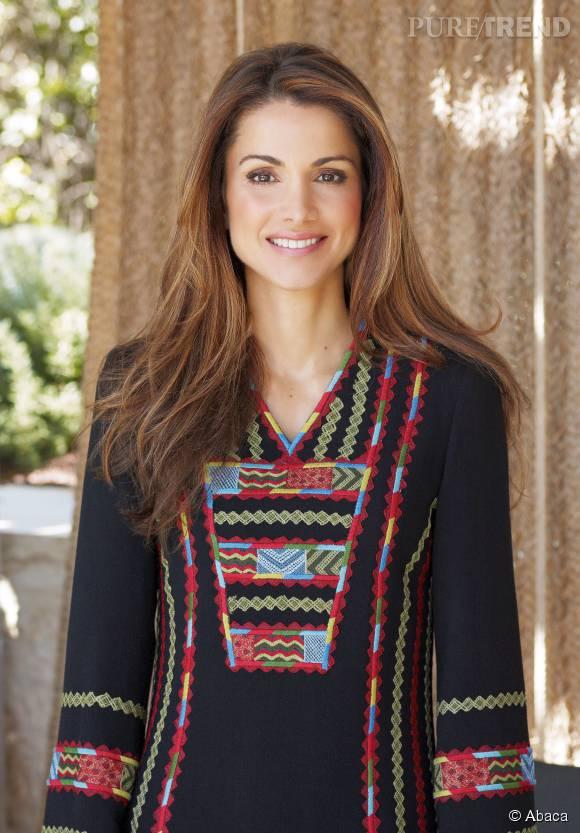 4.Rania de Jordanie