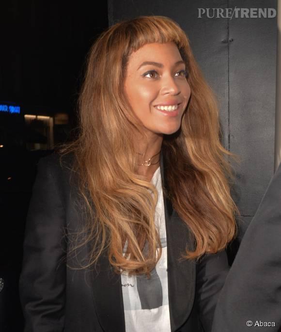 Frange courte à la Jeanne d'Arc pour Beyoncé, le faux-pas qu'elle évitera à l'avenir.