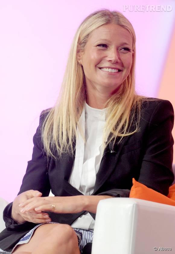 Gwyneth Paltrow, ses enfants sont sa priorité.