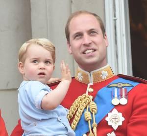 Prince William : le grand absent de l'anniversaire de son fils George ?
