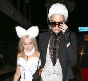 Kendall Jenner, Gigi Hadid, Jennifer Lopez... quand les stars fêtent Halloween