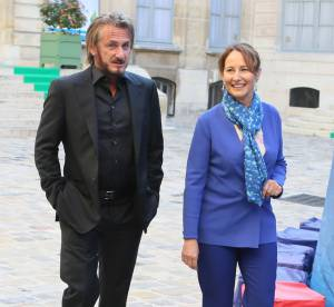 Ségolène Royal et Sean Penn, le rendez-vous surprise