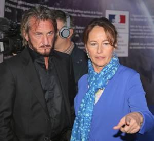 Sean Penn n'était pas très concentré...