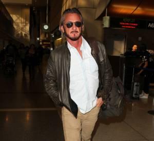 L'acteur est arrrivé en France quelques jours plus tôt pour défendre son projet.