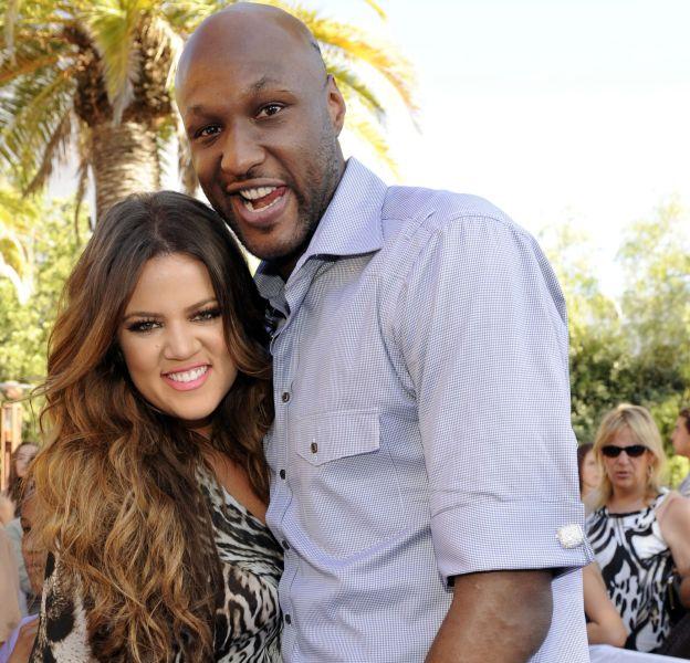 Khloe Kardashian et Lamar Odom au temps du bonheur. Et aujourd'hui où en sont-ils ?