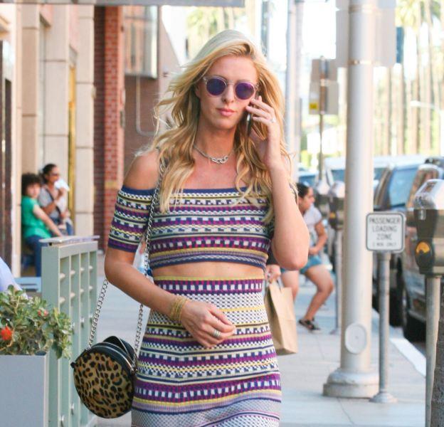 Nicky Hilton dans les rues de Beverly Hills le 31 octobre 2015.