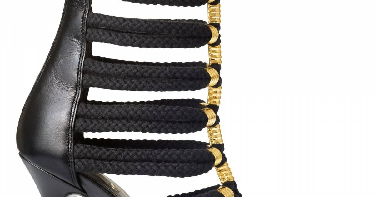 Puretrend Balmain X amp;m149 Euros Chaussures H qUpzMVS