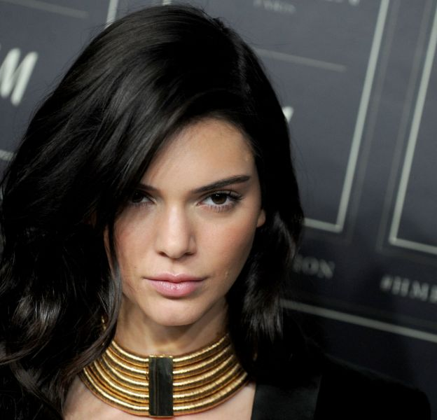 Kendall Jenner, sublime égérie Balmain x H&M.