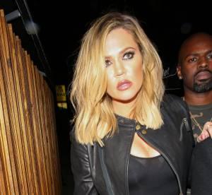 Khloe Kardashian : sans culotte dans sa combi noire pour les 20 ans de Kendall