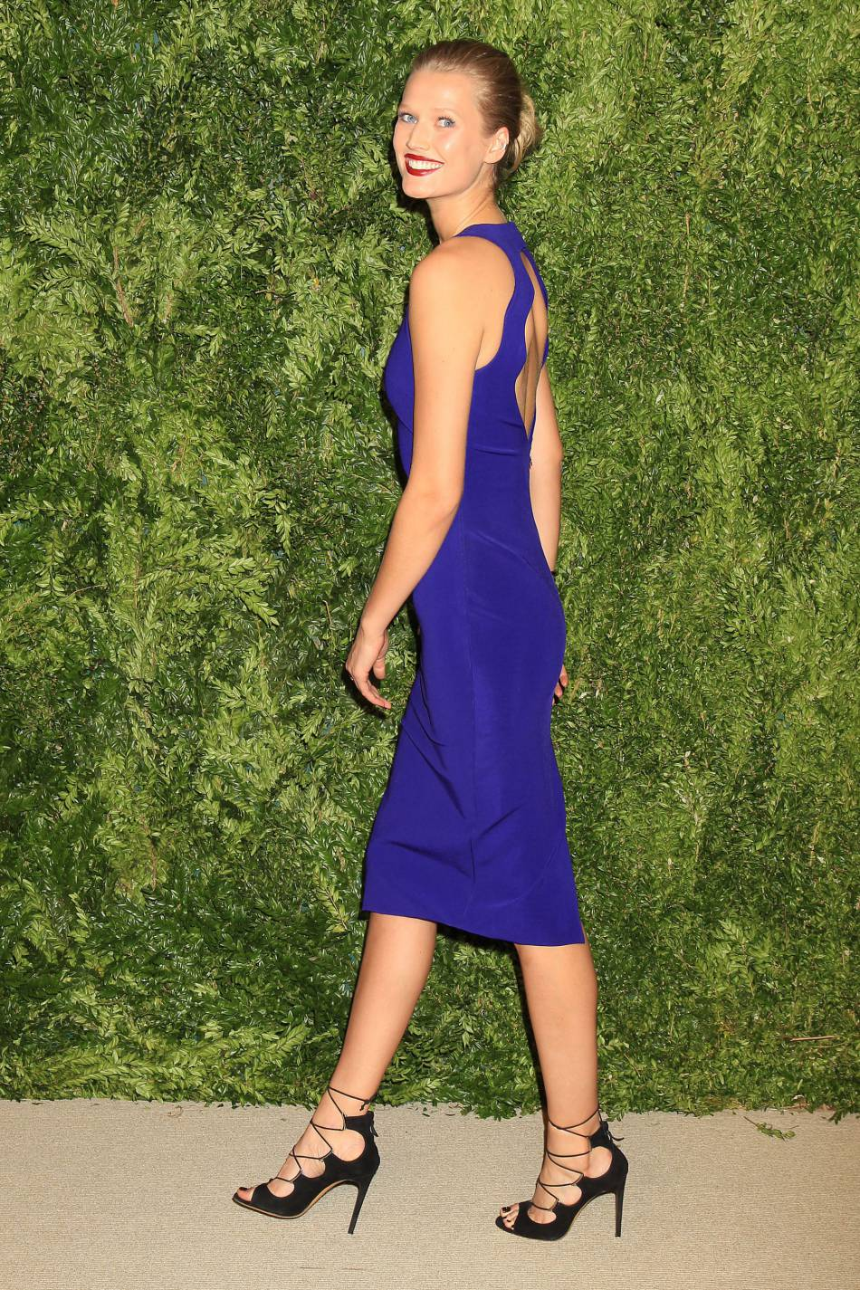 Toni Garn  à la soirée CFDA/Vogue Fashion Fund Awards de ce lundi 2 novembre 2015.