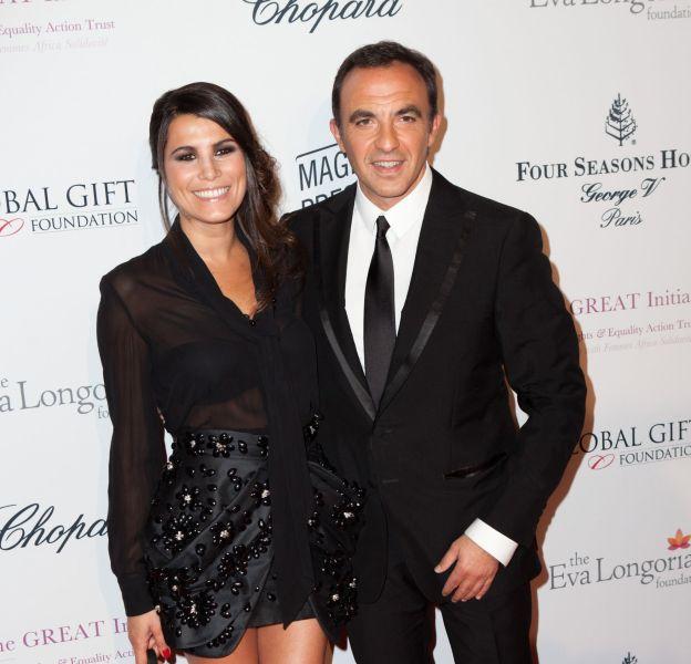 Karine Ferri et Nikos Aliagas, véritable duo de choc parfois un brin déjanté.