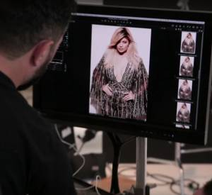 Le making-of du shooting de Kylie Jenner pour ELLE Canada.