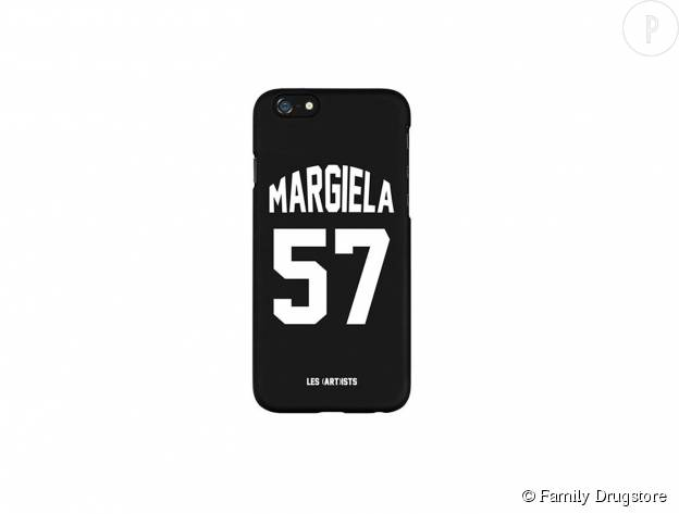 "Coque ""Margiela"" Family Drugstore pour iPhone 6, 35€."