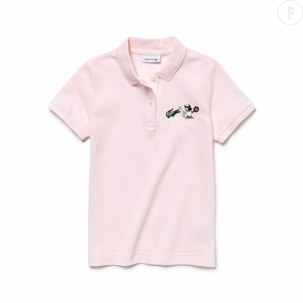 Collection LACOSTE X PEANUTS.