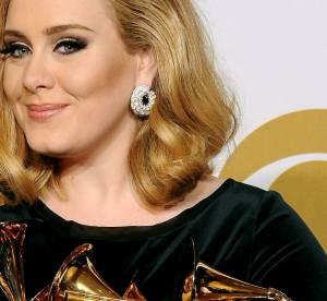 Adele : son maquilleur révèle les secrets de son eye-liner 60's si parfait