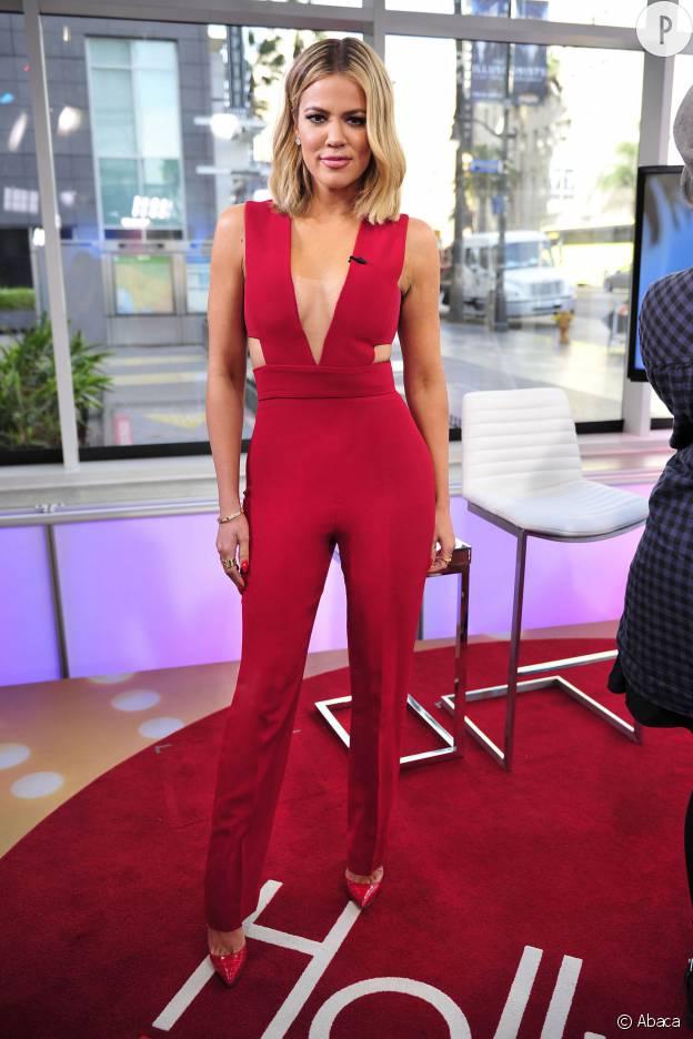 hot-vente plus récent vente moins chère style top Khloe Kardashian : sa passion pour les combinaisons sexy en ...