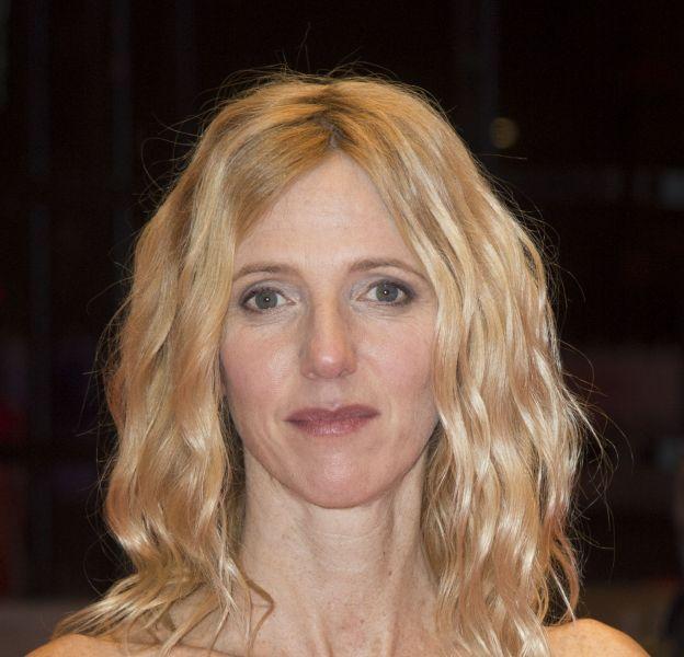 Sandrine Kiberlain fête aujourd'hui ses 48 ans.