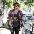 Paris Jackson a adopté la coupe Peter Pan en 2013.