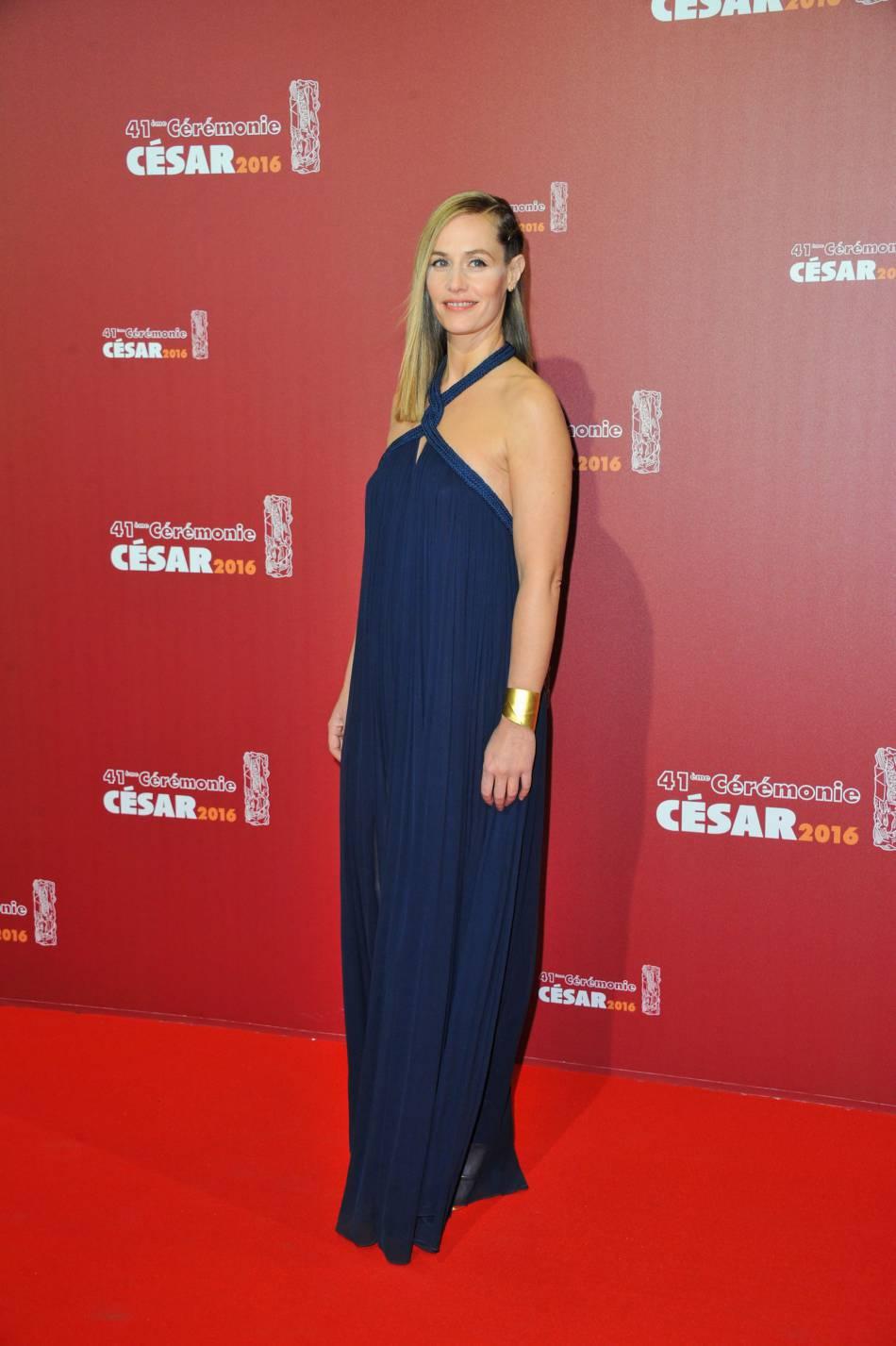 La cérémonie des César 2016 : Cécile de France