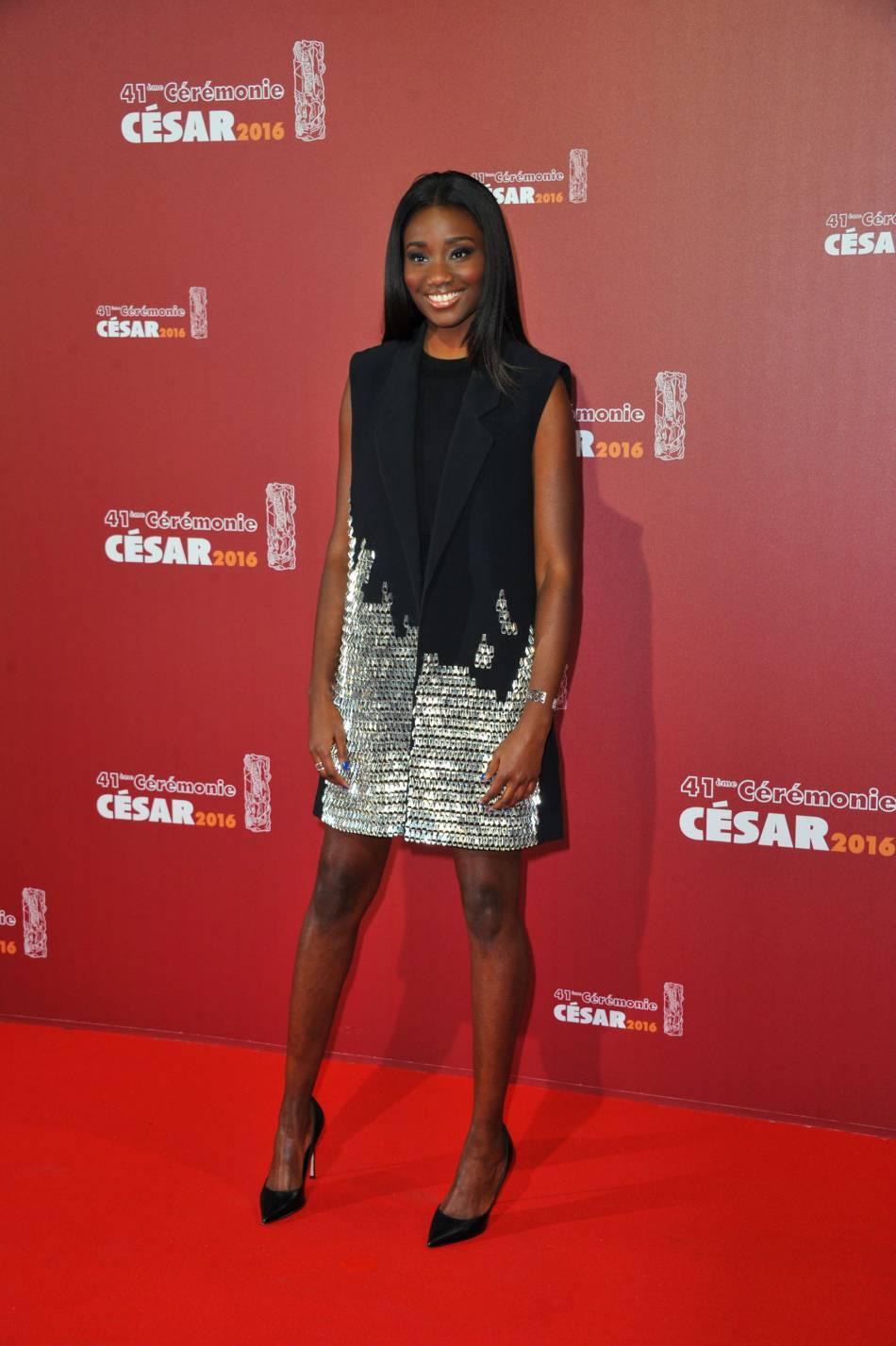 La cérémonie des César 2016 : Karidja Toure