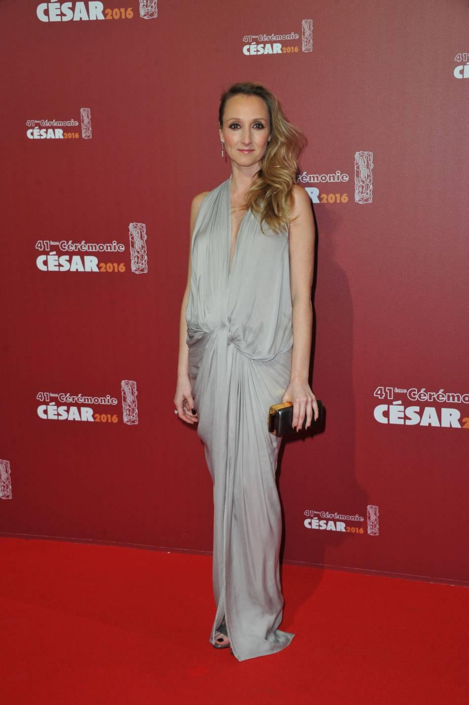 La cérémonie des César 2016 : Audrey Lamy