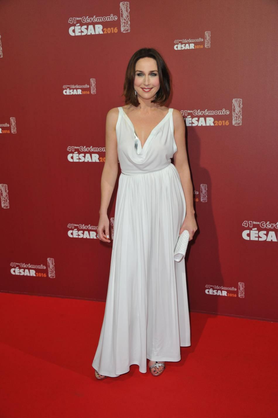 La cérémonie des César 2016 : Elsa  Zylberstein