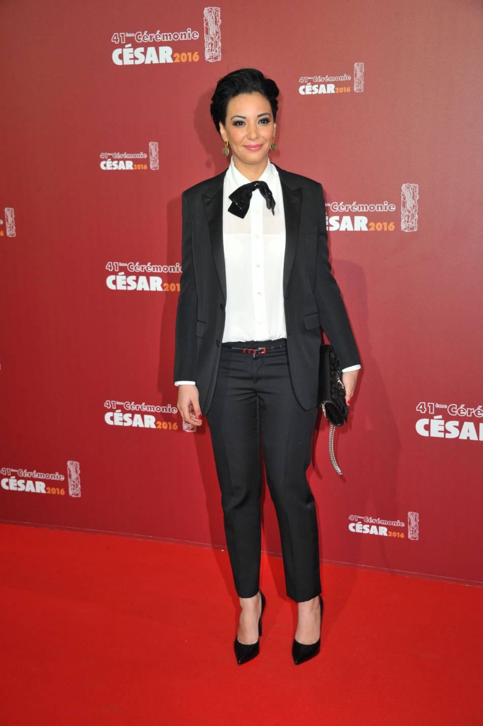 La cérémonie des César 2016 : Loubna Abidar