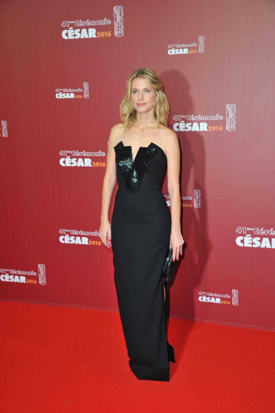 La cérémonie des César 2016 : Mélanie Laurent