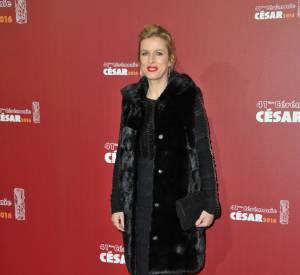 La cérémonie des César 2016 : Karin Viard