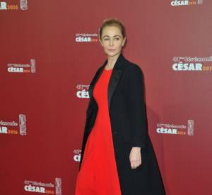 La cérémonie des César 2016: Emmanuelle Béart
