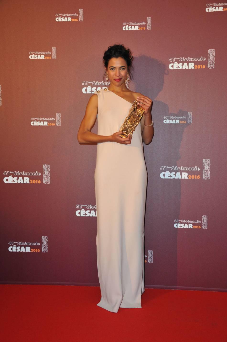 La cérémonie des César 2016 : Zita Hanrot
