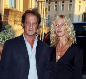 Sandrine Kiberlain et son ex-mari, l'acteur Vincent Lindon