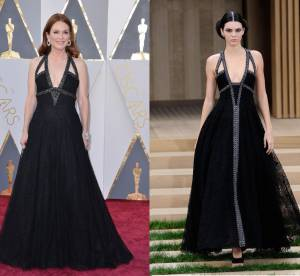 Julianne Moore vs Kendall Jenner : la robe de bal Haute couture Chanel