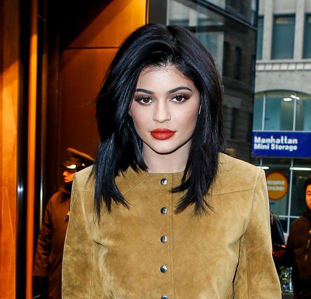 Kylie Jenner dévoile sa bouche plus gonflée que jamais sur Instagram.