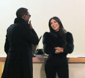 Kim Kardashian dévoile la déroutante vidéo de son premier rencard avec Kanye