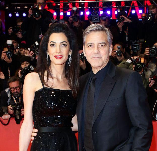 Amal et George Clooney, LE couple dont on ne peut se passer pour une soirée du gotha.