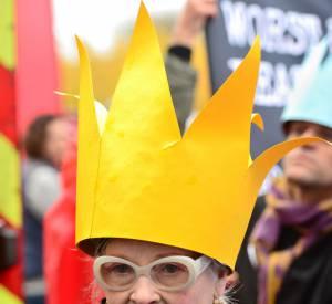 Vivienne Westwood est une icône de la mode ainsi qu'une militante écolo au style décalé.