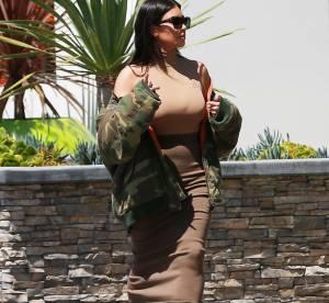 Kim Kardashian : excentrique et moulée, elle choque à Beverly Hills !