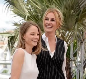 Cannes 2016: Jodie Foster dénonce le sexisme et Julia Roberts marche pieds nus