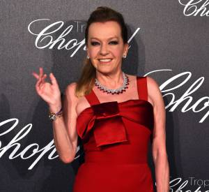Caroline Scheufele lors de la cérémonie du Trophée Chopard organisé le 12 mai 2016 à Cannes.