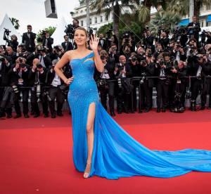 La robe à traîne, star du red carpet à Cannes 2016