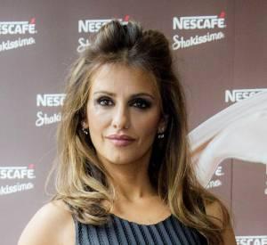 Monica Cruz à l'événement Nescafé shakissimo ce jeudi 12 mai 2016 à Madrid.