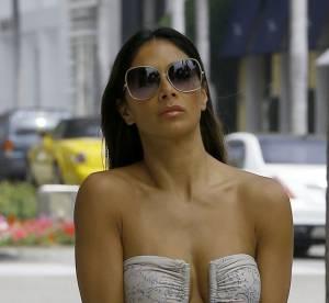 Nicole Scherzinger : joli décolleté dans les rues de Beverly Hills